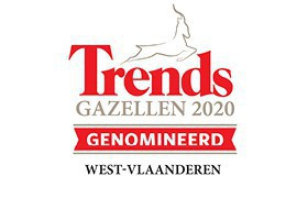 Nominatie Trends Gazellen 2020